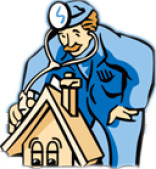 Inspector House Doctor Home Inspection Inc. in Esmond RI